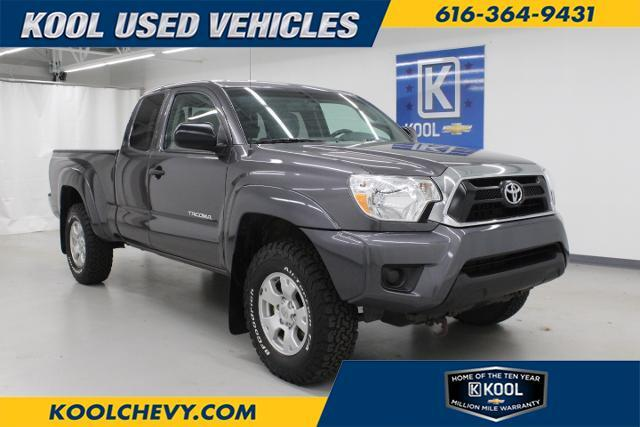 2012 Toyota Tacoma 4WD Access Cab I4 AT Grand Rapids MI