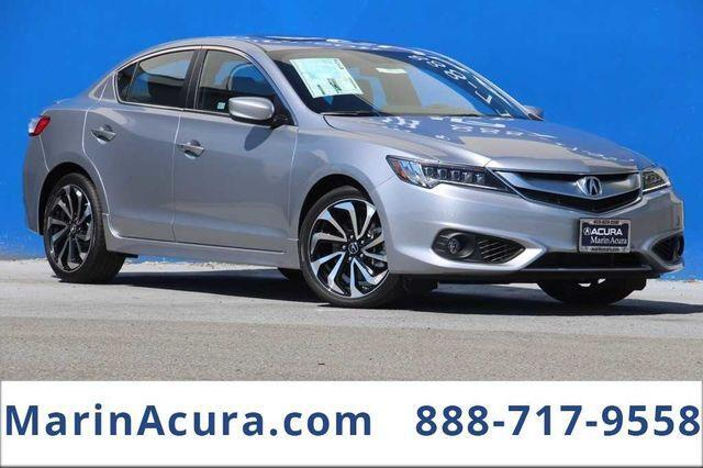 2017 Acura ILX with Premium and A-SPEC Package Corte Madera CA