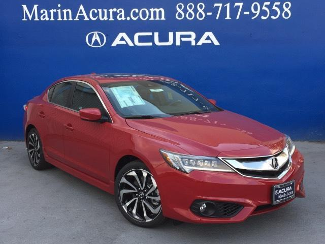 2017 Acura ILX with Technology Plus and A-SPEC Package Corte Madera CA