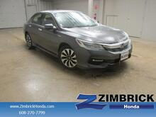 2017 Honda Accord Hybrid Touring Sedan Madison WI