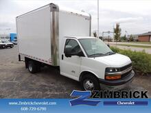 2015 Chevrolet Express Cutaway Commercial 4500 Van 159 Diesel Madison WI
