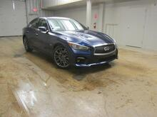 2017 INFINITI Q50 Red Sport 400 AWD Madison WI