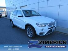 2017 BMW X3 xDrive35i Sports Activity Vehicle Madison WI