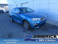BMW X4 M40i Sports Activity Coupe 2017