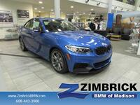 BMW 2 Series M240i Coupe 2017