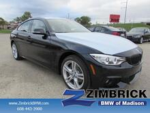 2017 BMW 4 Series 430i xDrive Gran Coupe SULEV Madison WI