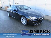 BMW 6 Series 640i xDrive Gran Coupe 2017