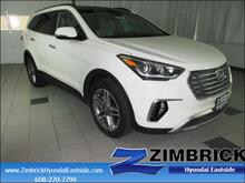 2017 Hyundai Santa Fe SE Ultimate 3.3L Automatic AWD Madison WI
