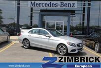 Mercedes-Benz C-Class C 300 4MATIC® Sedan 2017
