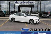 Mercedes-Benz E-Class E 300 Sport 4MATIC® Sedan 2017