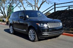 2017 Land Rover Range Rover Supercharged Rocklin CA