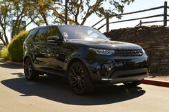 2017 Land Rover Discovery HSE Luxury Rocklin CA