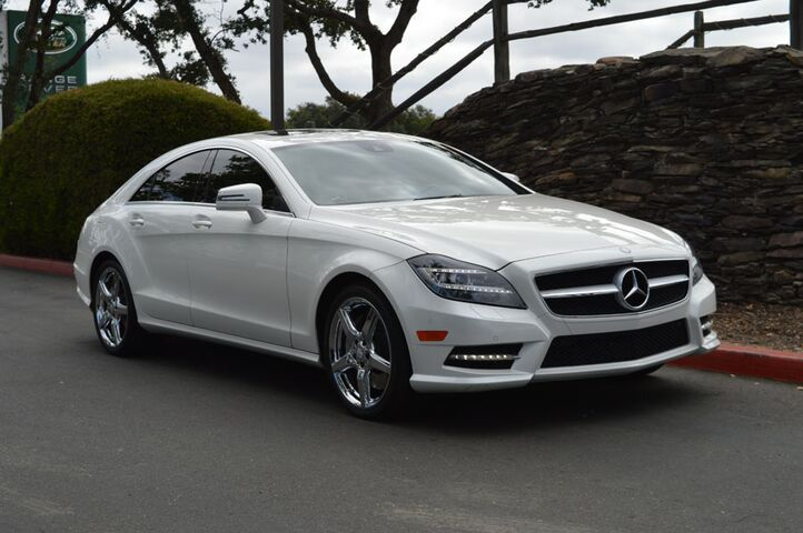 2014 mercedes benz cls class cls550 base rocklin ca 18726916