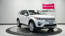2016 Land Rover Discovery Sport HSE Luxury Rocklin CA