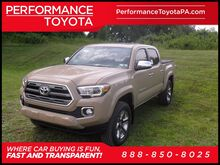 2017 Toyota Tacoma Limited Sinking Spring PA