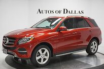 Mercedes-Benz GLE GLE350 LANE TRCK,NAV,CAM,SUNROOF,HTD STS,19IN WHLS 2016