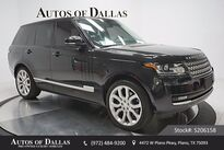 Land Rover Range Rover 5.0L V8 Supercharged NAV,CAM,PANO,CLMT STS,22IN WL 2015