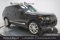 2015 Land Rover Range Rover 5.0L V8 Supercharged NAV,CAM,PANO,CLMT STS,22IN WL Plano TX