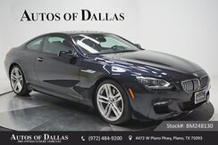 2014 BMW 6 Series 650i Coupe M SPORT EDITION,DRVR ASST PLUS,FULL LED Plano TX