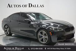 2014 BMW M5 DRVR ASST+,EXECUTIVE,HEADS UP,FULL LED,$109K MSRP Plano TX