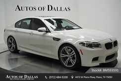 2014 BMW M5 DRVR ASST+,COMPETITION,EXECUTIVE,$111K MSRP Plano TX