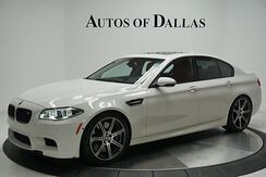 2015 BMW M5 DRVR ASST+,COMPETITION,EXECUTIVE,BANG & OLUFSEN Plano TX