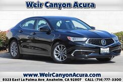 2018 Acura TLX 2.4 8-DCT P-AWS with Technology Package Anaheim CA