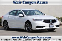 2018 Acura TLX 3.5 V-6 9-AT P-AWS with Technology Package Anaheim CA