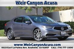 2018 Acura TLX 3.5 V-6 9-AT SH-AWD with Technology Package Anaheim CA