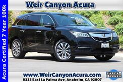 2015 Acura MDX with Technology Package Anaheim CA