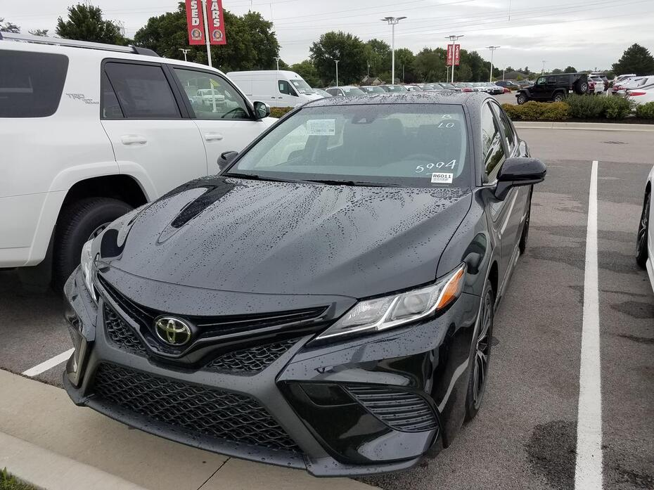 2018 Toyota Camry Se Trade In Value Upcomingcarshq Com