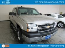 2005 Chevrolet Silverado 2500HD LS Golden CO