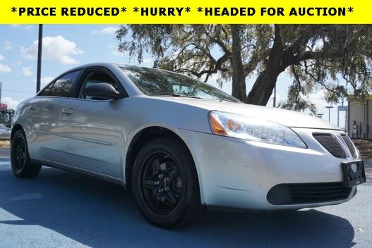 2008 Pontiac G6 Base Savannah GA