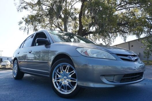 2004 Honda Civic LX Savannah GA
