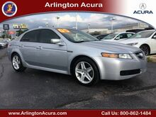 2005 Acura TL 5-Speed Automatic with Navigation System Palatine IL