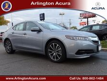 Acura TLX 3.5 V-6 9-AT P-AWS with Technology Package 2015