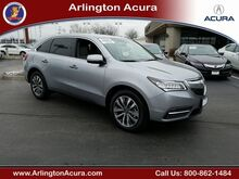 2016 Acura MDX SH-AWD with Technology Package Palatine IL