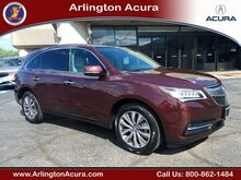2014 Acura MDX SH-AWD with Technology Package Palatine IL