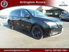 Acura MDX SH-AWD with Advance and Entertainment Packages 2016