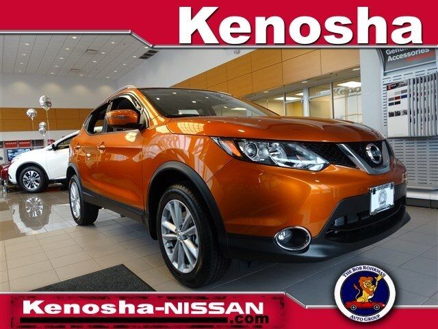 2017 nissan rogue sport sv kenosha wi 19209578. Black Bedroom Furniture Sets. Home Design Ideas