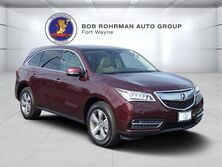 Acura MDX SH-AWD with AcuraWatch Plus 2016
