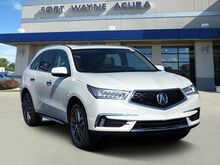 2017 Acura MDX SH-AWD with Advance Package Fort Wayne IN