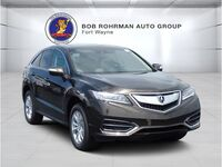 Acura RDX AWD with Technology and AcuraWatch Plus Packages 2018