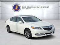 Acura RLX with Advance Package 2017