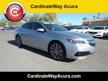 2017 Acura TLX 3.5 V-6 9-AT P-AWS with Technology Package Las Vegas NV