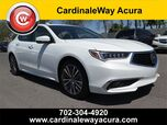 2018 Acura TLX ADVANCE