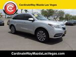 2015 Acura MDX with Technology Package