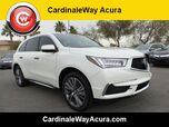 2017 Acura MDX with Technology and Entertainment Packages