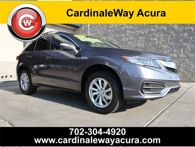 2018 Acura RDX with Technology Package Las Vegas NV