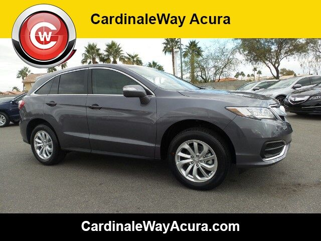 2017 Acura RDX AWD with Technology Package Las Vegas NV
